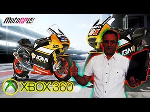 Motogp 2014 XBox 360 Games Lastik Yakma Asfalt Ağladı - YouTube