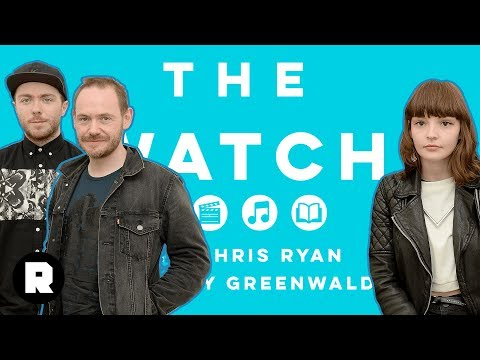 Chvrches on Their New Album and Making an American Record | The Watch (Ep. 252)