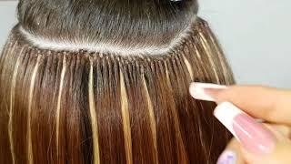 ''Пиксельное'' наращивание волос в Нижнем Тагиле