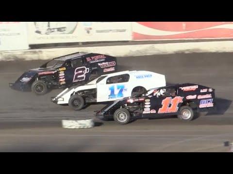 Bakersfield Speedway Heat Races 6-4-16