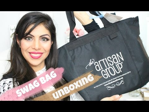 HUGE Unveiling the Bag + Unboxing | Handmade Artisan Items