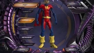 DCUO - Men Of Shazam