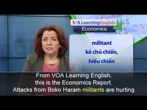 Phát âm chuẩn - Anh ngữ đặc biệt: Boko Haram Disrupts Businesses (VOA)