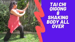 Tai Chi Qi Gong   Shaking body all over to cure all ills