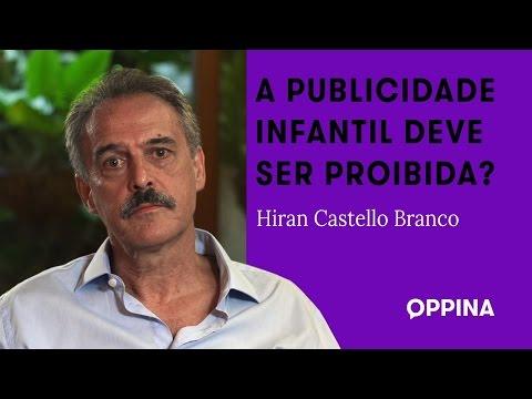 A publicidade infantil deve ser proibida? – Hiran Castello Branco