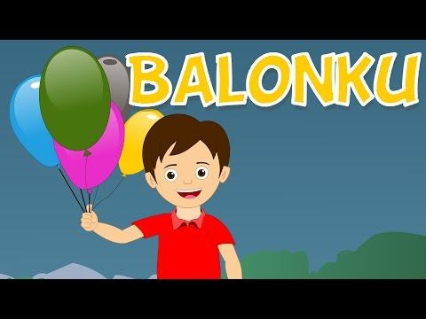 Balonku ada lima | Lagu anak TV |