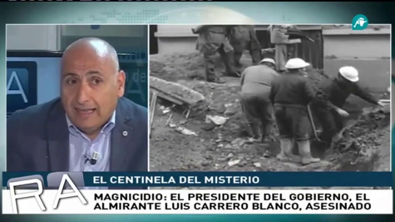 El asesinato de Carrero Blanco.
