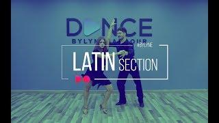 Reggaton Lento- Latin Dance Choreography | Raed Mourad at Lyne Gandour Dance Academy