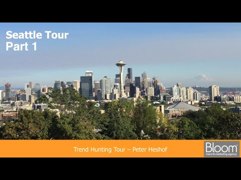 Consumer Trends Tour - Seattle - Part 1