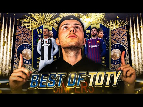 FIFA 19: BEST OF 1000€ TOTY Stürmer Pack Opening 😱🔥