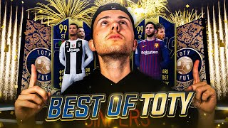 FIFA 19: BEST OF 1000€ TOTY Stürmer Pack Opening 😱🔥