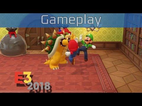 Super Mario Party - E3 2018 Gameplay [HD]
