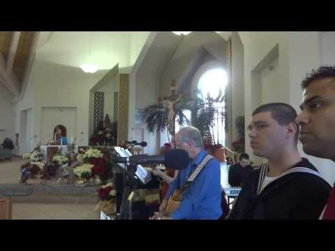 Christmas Carols 2013 St. Paul's, Damascus, Maryland