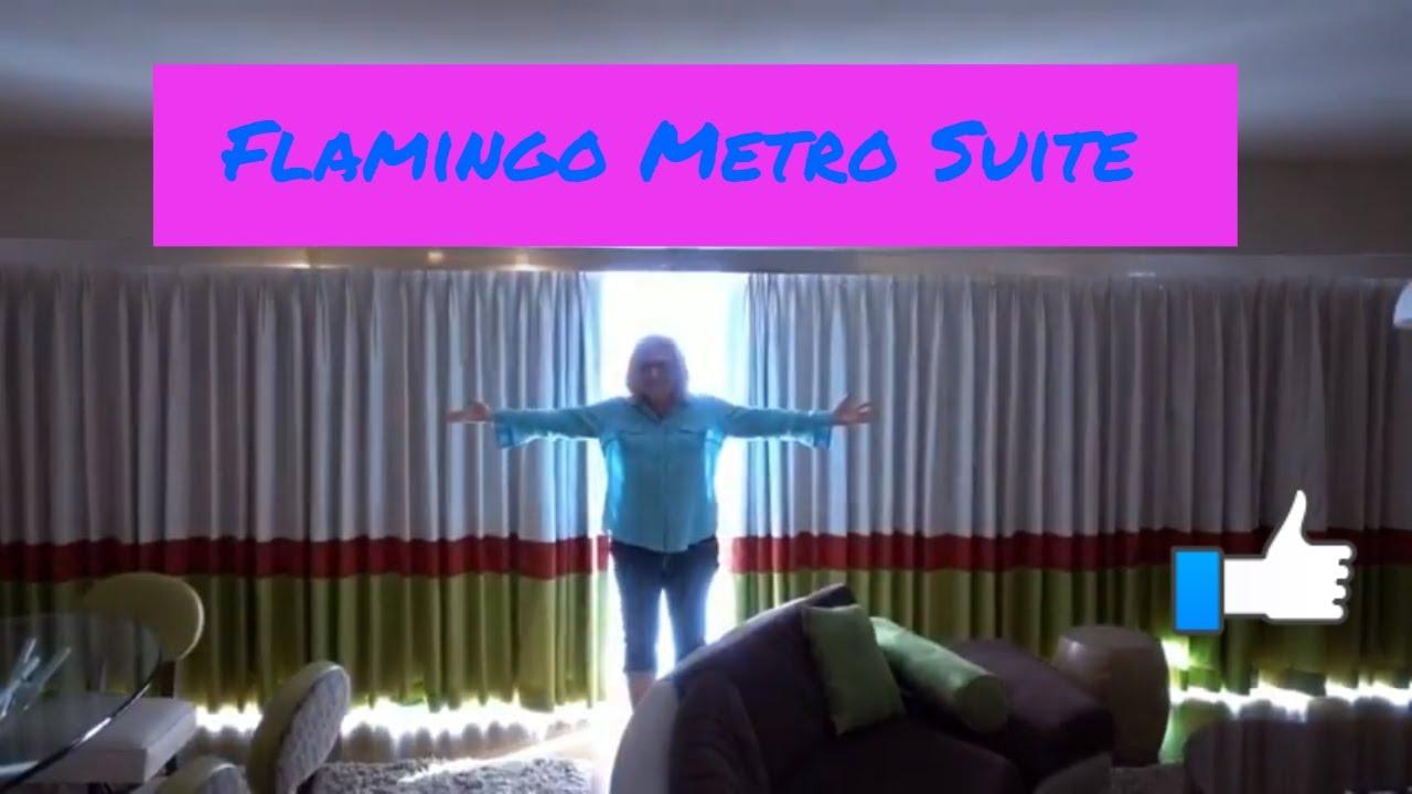 Flamingo Las Vegas Metropolitan Suite Youtube