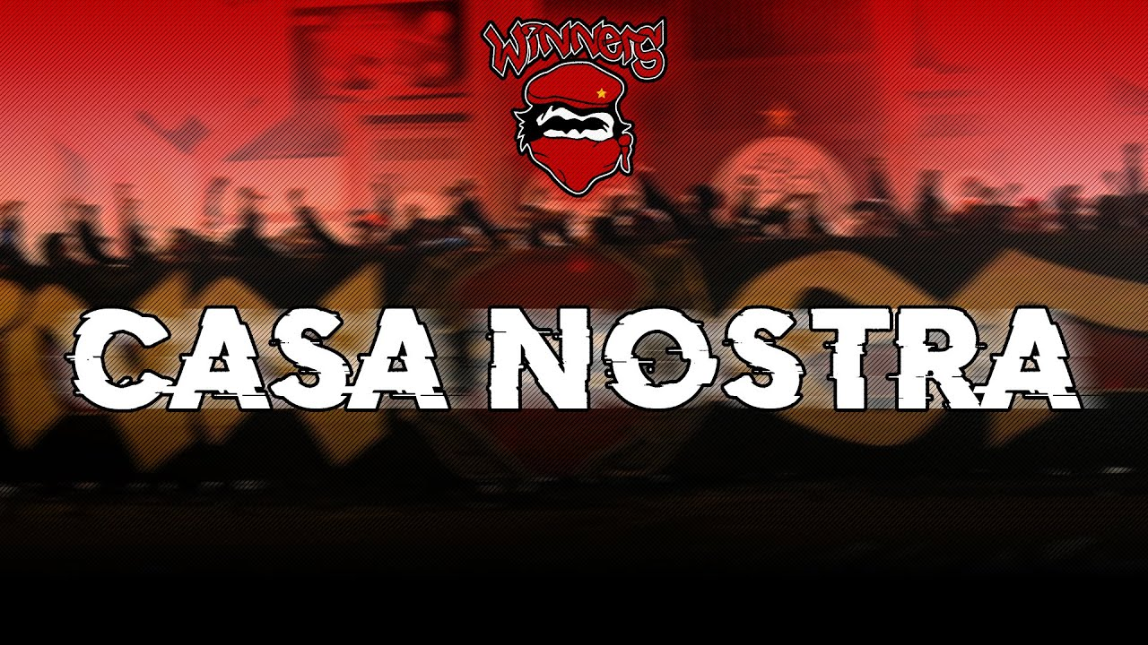 chant winners casa nostra mp3