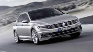 Новый Volkswagen Passat 2014 - видео обзор Александра Михельсона!(Volkswagen представил новое поколение знаменитого Passat в кузове седан и универсал. Двигатели, комплектации, цены..., 2014-07-05T15:23:05.000Z)