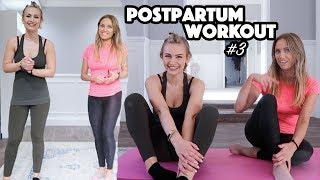 Postpartum Workout #3 | Anna Saccone