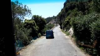 Corfu: To Paleokastritsa (1)