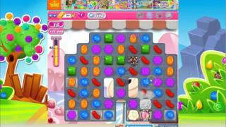 Candy Crush Saga Level 1493 (No Boosters)