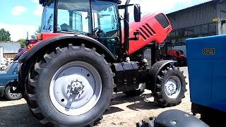Обзор трактора МТЗ-2022.3