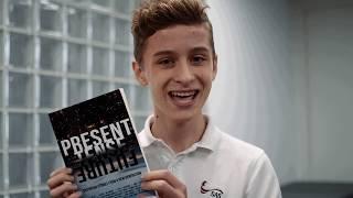 Present Tense Future Author Spotlight | George Eppel