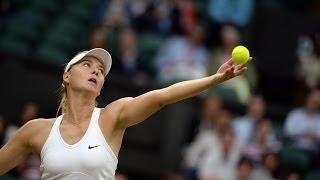 2014 Day 6 Highlights, Maria Sharapova vs Alison Riske, Third Round
