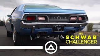 Custom 1973 Dodge Challenger | Charles Schwab Challenge Winner