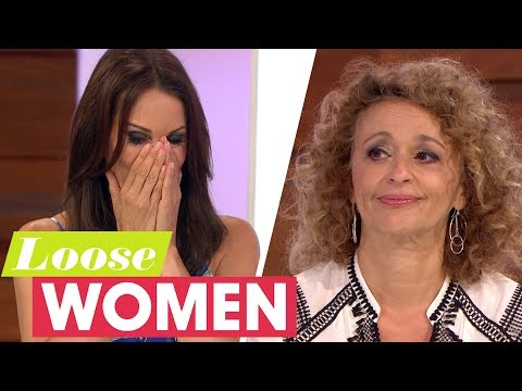 Andrea and Nadia Get Emotional as They Thank Their Lighten the Load Heroes | Loose Women
