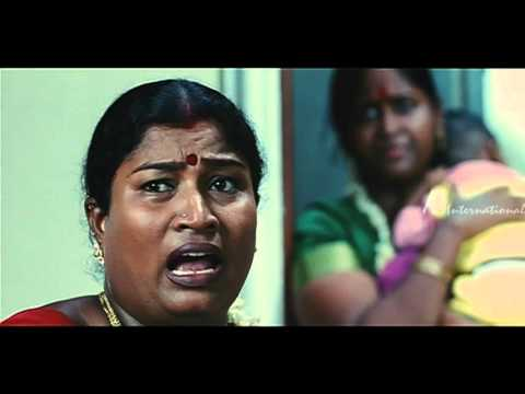 Mandhira Punnagai Tamil Movie | Scenes | Ammu's Parents Come To Talk With Santhanam