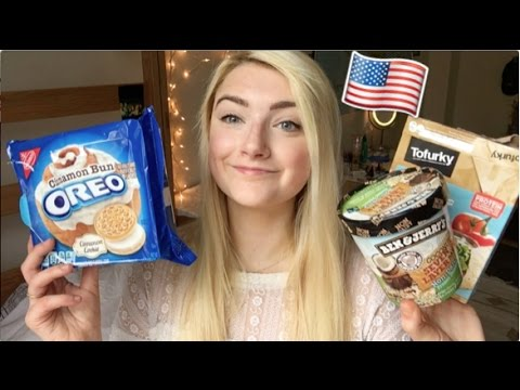 Vegan Junk Food in America!!