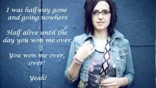 """Won Me Over"" by Audrey Assad - Lyric Video"