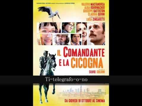 TI TELEGRAFO O NO - Il comandante e la cicogna (Soldini) - Recensione film