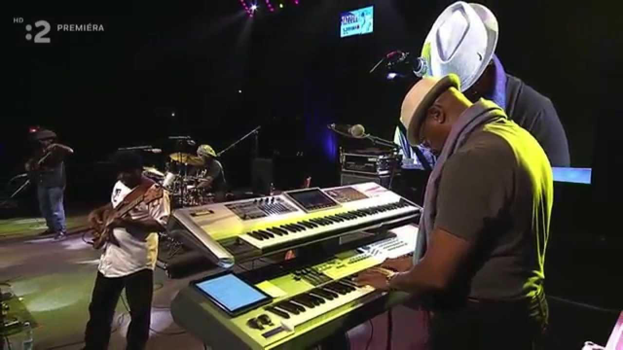 Victor Wooten Band | Bratislavske Jazzove Dni 2014