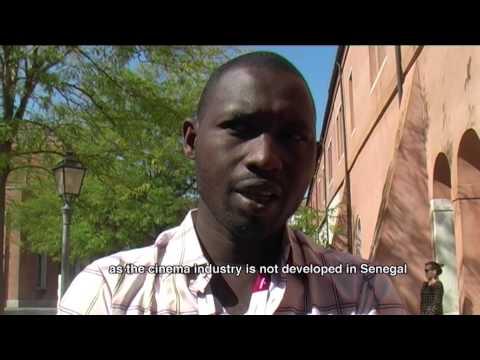 THIAM Ousseynou - mobiCINE Senegal Art Cinema=Action+Management, Venice 2013