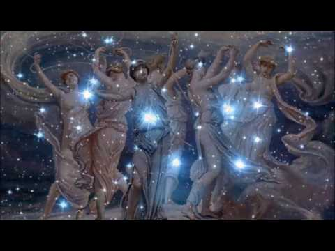 The Story of Orion and the Pleiades