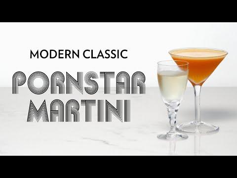 Modern Classic: Pornstar Martini