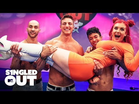 Justina Valentine & Conceited&39;s BEST &39;Singled Out' Moments Compilation  Singled Out  MTV