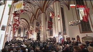 Msza Święta w intencji Ofiar katastrofy smoleńskiej