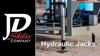 The Ease of Using Hydraulic Jacks