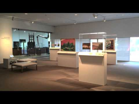 Creating the DMA Conservation Studio & Gallery
