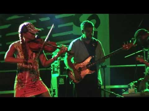 Anne Harris with Otis Taylor and Warren Haynes at Suwalki Blues Festival mp3