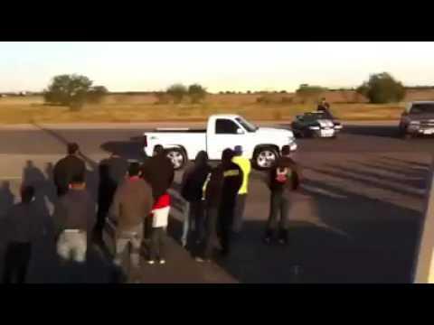 Arrancones Matamoros La Chamuko LS3 AWD