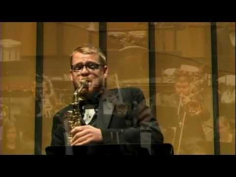 Fantasia for Alto Saxophone, TMEA 2012