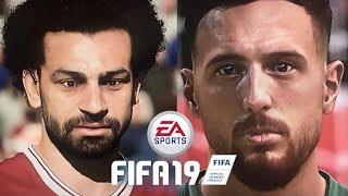 FIFA 19 НОВЫЕ ЛИЦА l САЛАХ, ОБЛАК И ДРУГИЕ