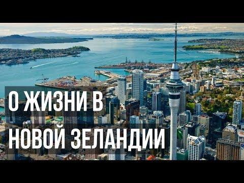 О жизни в Новой Зеландии. Интервью для канала Immigrant.Today