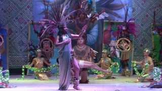 XVII Espartaqueada Cultural (Clausura - programa cultural)