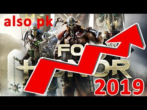 For Honor is making a comeback in 2019