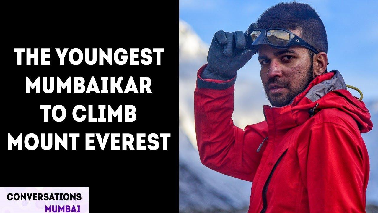 The Youngest Mumbaikar To Climb Mt. Everest   24-Yr-Old Parth Upadhyaya   FULL VIDEO   ConvMumbai