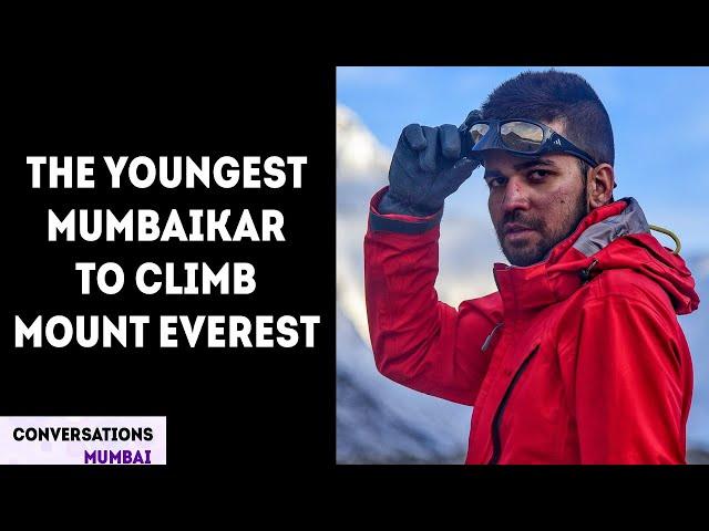 The Youngest Mumbaikar To Climb Mt. Everest | 24-Yr-Old Parth Upadhyaya | FULL VIDEO | ConvMumbai