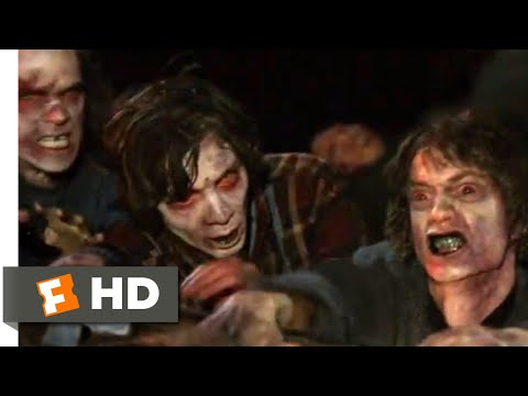 Land of the Dead (2005) - Death on the Bridge Scene (9/10) | Movieclips